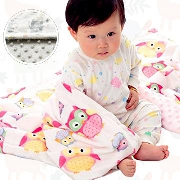 ฟองผ้าห่มห่อเป็นทารกคู่กองการพิมพ์ผ้าห่มพรมเย็นผ้าห่มอากาศ