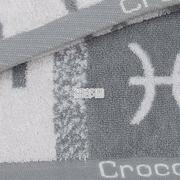 จระเข้จระเข้สิบสองกลุ่มดาวสีของผ้าพันคอ _ ผงลงไป 1]