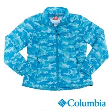เสื้อกล้ามโคลัมเบีย Columbia-OH700 Camo Camo Down- สีน้ำเงิน Camo (UPL50450UC / Warm. Outdoor. Casual)