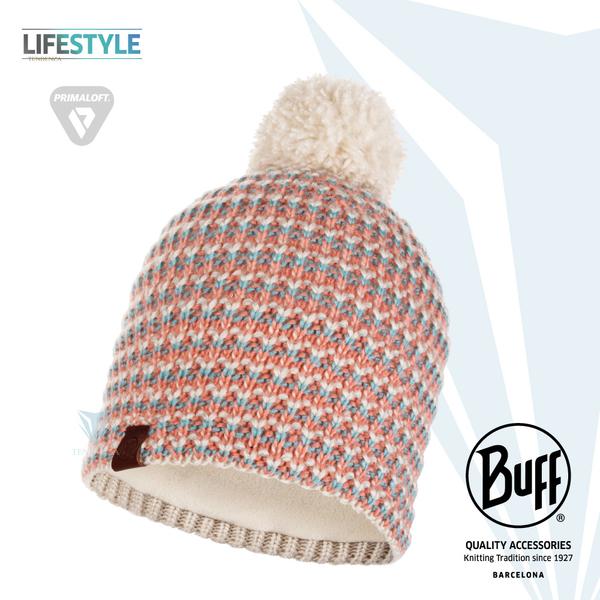 [BUFF] Lifestyle BFL117885 DANA- warm wool knit hat cute pink