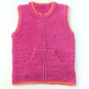 [EUPHORIA] Soft เสื้อกั๊กสบาย - สีชมพู