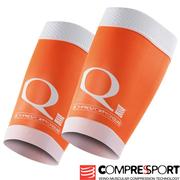 (Compressport) Compressport กีฬาการบีบอัด - ต้นขาแขน (สีส้ม / คู่)