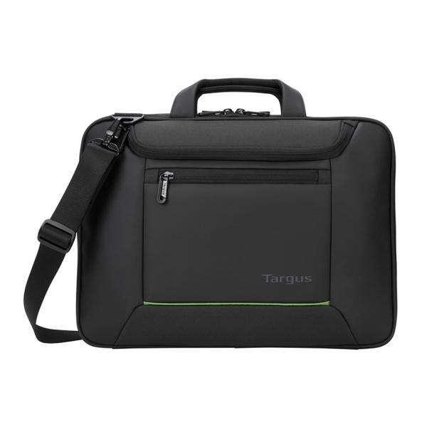 (Targus)Targus BalanceTM EcoSmart Green Series 14-inch Briefcase (TBT920)