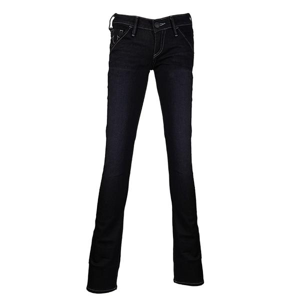 (truereligion)[United States True Religion] female JUDE BUCKLED skinny jeans