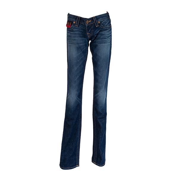 (truereligion)[United States True Religion] Billy Straight Jeans - SAD