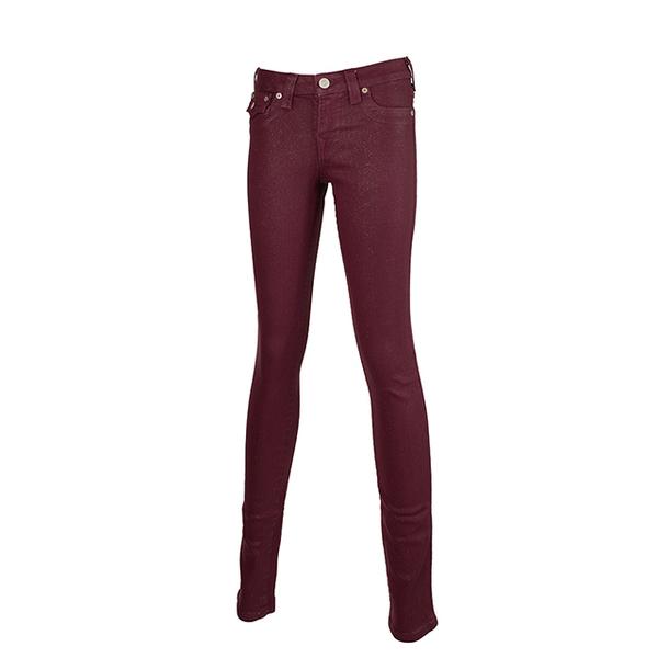 (truereligion)[US True Religion] Serena Skinny Jeans - Dark Red