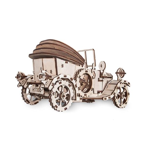 Belarus EWA dynamic model / German vintage car