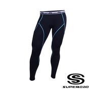[SUPEROAD SPORTS] กางเกงกีฬาอาชีพ / ถุงน่อง (สีฟ้า)