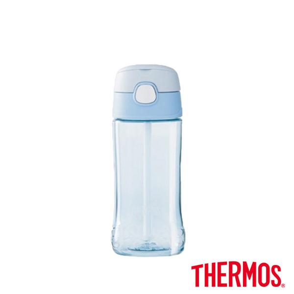 (THERMOS)[THERMOS Thermos] Tritan Children's Straw Bottle 0.45L Blue (F4011T-BLA)