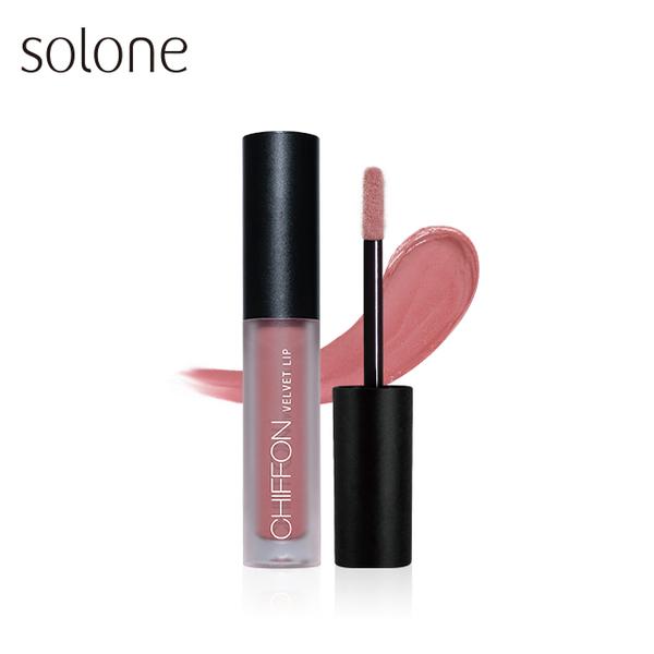 (solone)Solone Chiffon Velvet Matte Lip Glaze #106 Angel of the Devil 2.8g