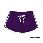 [NO.1 SPORT] กีฬาเกาหลีกางเกงขาสั้นกีฬาระบายอากาศเย็นสบาย ๆ กางเกงขาสั้นกางเกงวิ่งจ๊อกกิ้งออกกำลังกายกางเกงกางเกงขาสั้นกางเกงบาสเก็ตจริง (สีม่วง)