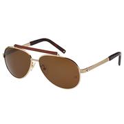 MONTBLANC แว่นกันแดด (กรอบทอง) - MB454
