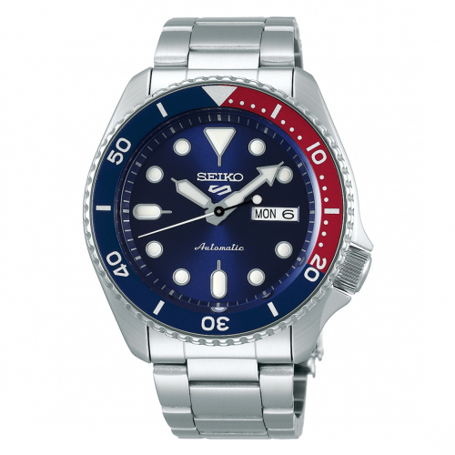 SEIKO 5 กีฬาแฟชั่นนาฬิกากลไกจักรกลเคลื่อนไหว 4R36-07G0R (SRPD53K1)