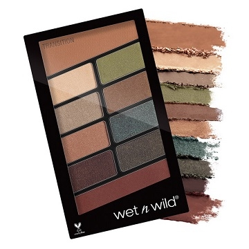 wet n wild Symphony 10 Seyan palette - perfect encounter (8.5g)