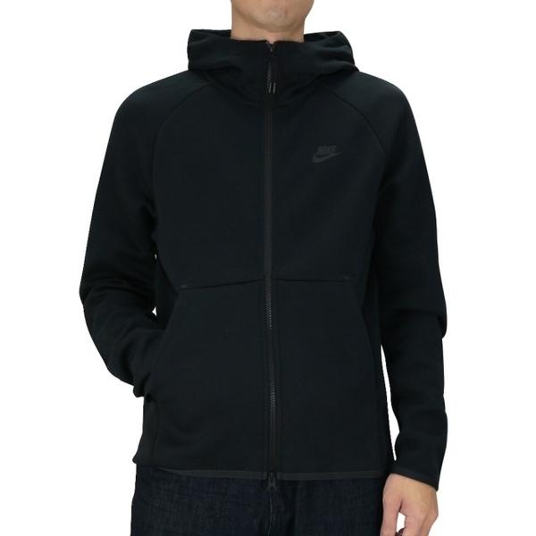 NIKE AS M NSW TCH FLC Hoodie FZ ชายเสื้อกันหนาวหมวก -928 484 010