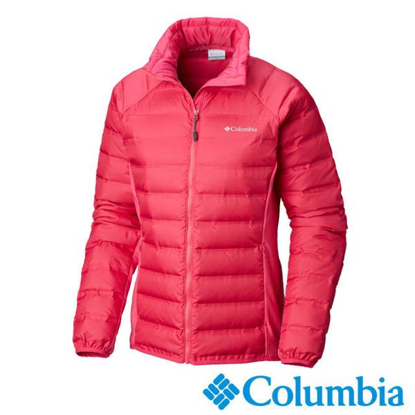 โคลัมเบียโคลัมเบียรุ่นหญิง - แจ็คเก็ตลง - UWR01520FC สีชมพู