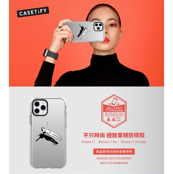 Casetify iPhone 11 Pro Impact Case - lazy holidays