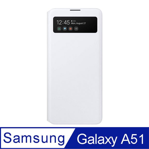Samsung SAMSUNG Galaxy A51 perspective induction holster - White