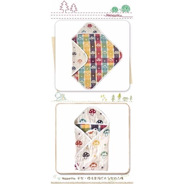 Hoppetta six yarn mushrooms Baojin (square)