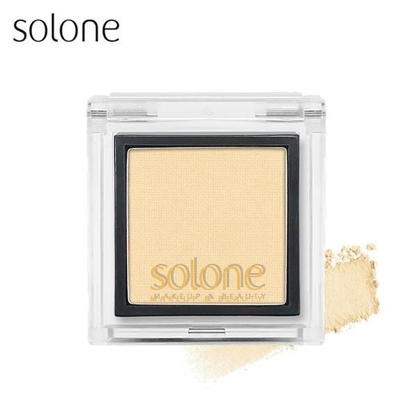 (solone)Solone Monochrome Eye Shadow #99幕斯奶油0.85g