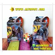 Figure Captain America & Winter Soldier