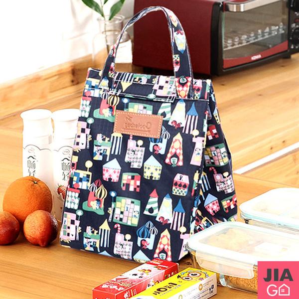(JIAGO)JIAGO Oxford Thermal Insulation Lunch Bag