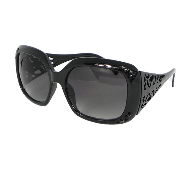 Docomo female exclusive sunglasses plus a large lens design significantly little face special frame design to wear super temperament
