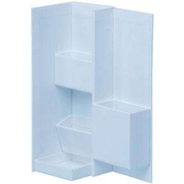[] NAKABAYASHI LST-B01-BL Life Style Tool blue - magnetic storage box (S)