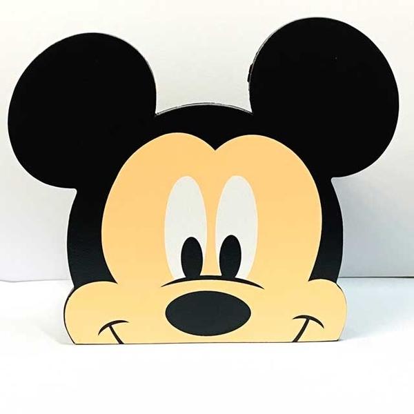Mickey Series multi-function photo frame pen holder