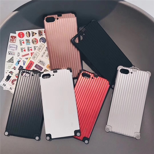 Fan was co ~ For: IPHONE7 / 8 PLUS luggage shell drop resistance
