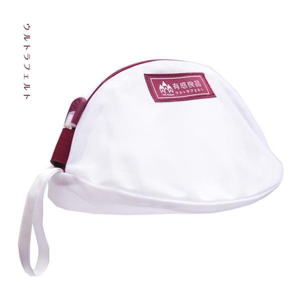 (有感良品)[Feel good] Pill type laundry bag -23×13CM Very fine