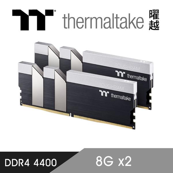 Thermaltake Thermaltake TOUGHRAM memory DDR4 4400MHz 16GB (8GBx2)