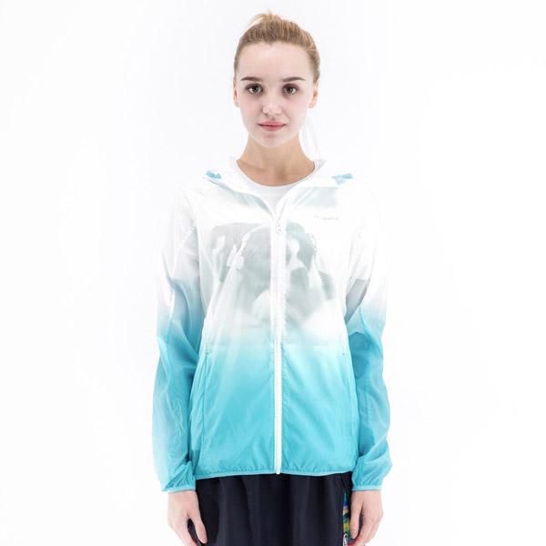 Female - ultra-light through the sunscreen windbreaker jacket (28,018,030)
