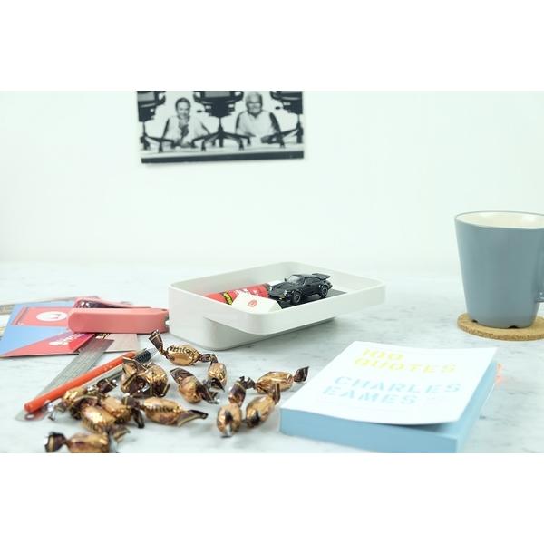 Herman Miller design stationery - small pen tray (black)