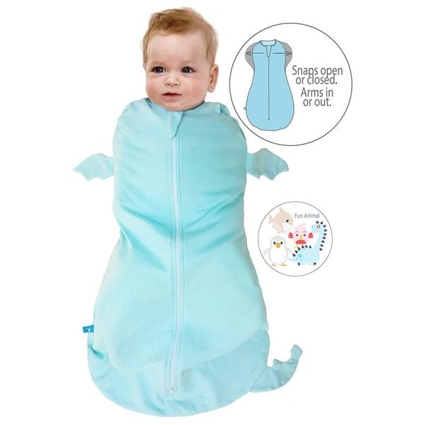 Netherlands cute animals wallaboo 2-1 (+ Baojin sleeping bag) / penguin S (3 ~ 6kg)