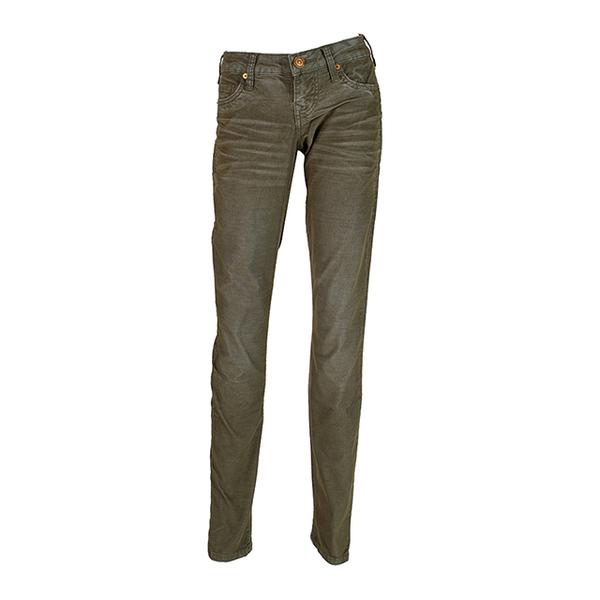(truereligion)[United States True Religion] Shannon narrow tube jeans - OAK