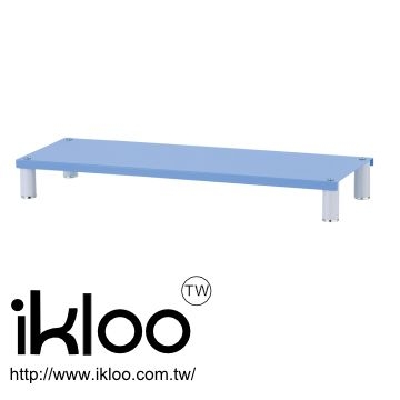 IKLOO should cool house keyboard shelves - baby blue