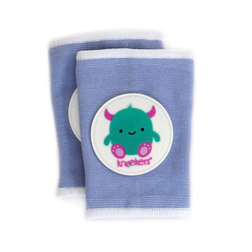 (AhGooBaby)AhGooBaby US baby crawling non-slip sets - Purple Large (little monsters)