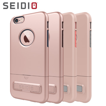 (SEIDIO)SEIDIO New SURFACE ? will fashion color protective shell - Rose Gold Series for Apple iPhone 6 Plus / 6s Plus