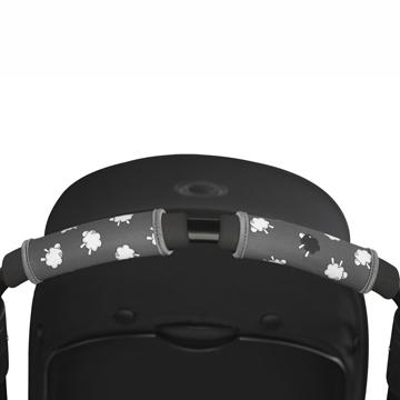 (Choopie)Choopie American stroller handle protection case - Single handle style (Playful sheep)