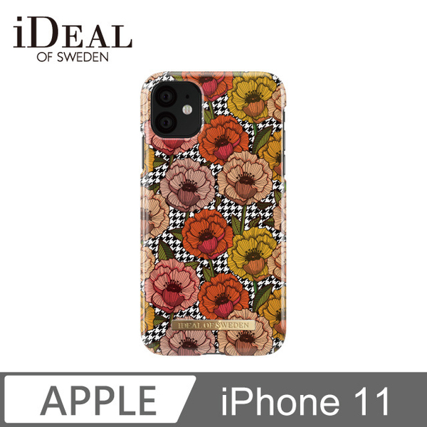 IOS iPhone 11 Sweden Nordic fashion popular mobile phone shell - Cute Rose