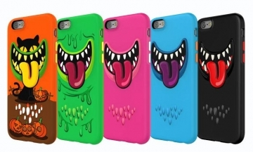 SwitchEasy Monsters iPhone 6 Plus / 6s Plus smiley monster