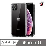 [ATO SELECT] iPhone 11 ช็อตดูดซับเบาะฝาหลังโปร่งใสต้านทานเปลือกโทรศัพท์ลดลง
