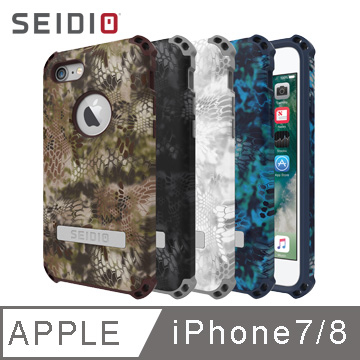 SEIDIO DILEX & # 8482; the four corners of the military-crash protection shell -KRYPTEK camouflage joint models for Apple iPhone 7