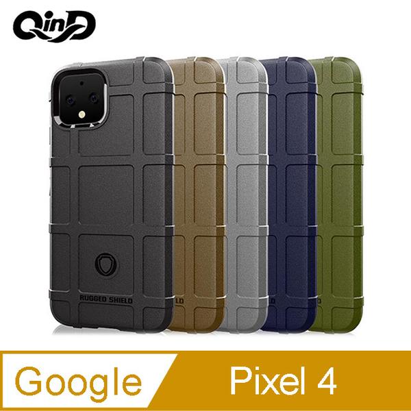 QinD Google Pixel 4 Tactical Shield Case