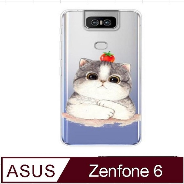 ASUS ASUS ZenFone 6 painting pet series DROP phone shell protective sleeve (glowing)