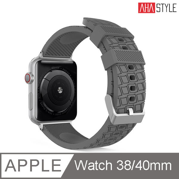 (AHAStyle)[AHAStyle] Sports Watch Off-road Model (38 / 40mm) Gray for Apple Watch