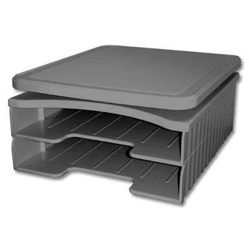 Rotating double shelf space Masters -360