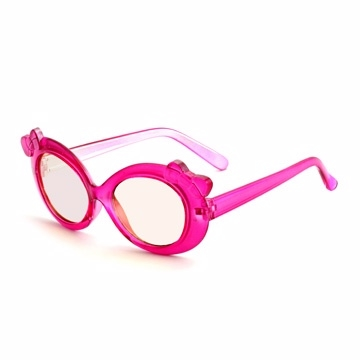 GOT- special baby - anti-blue glasses - cute child models - Jelly Pink