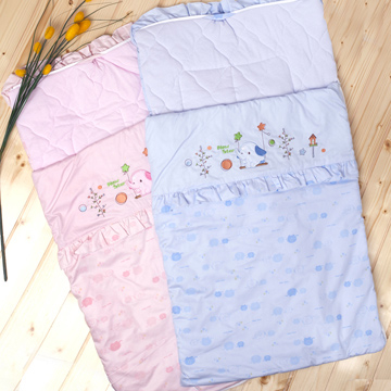 (New Star)Baby sling (Double zipper) blue, pink optional